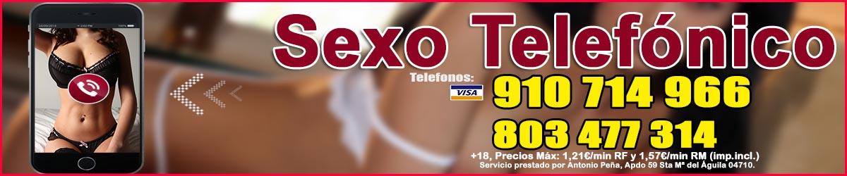 Sexo Telefónico 803