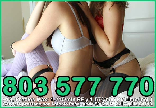 chicas calientes teléfono
